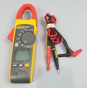 Fluke 376fc Trmc Clamp Meter With Leads No Iflex