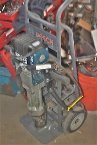 Bosch Brute Turbo Demolition Hammer With Cart 3611c0a011