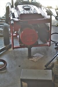 Multiquip Generator Gdp 5000h High Frequency 3 Phase