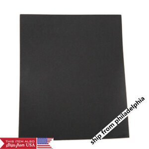 Sanding Sheets Wet Dry Silicon Carbide Waterproof Sandpaper Grits 9x11 5 5x9 Usa