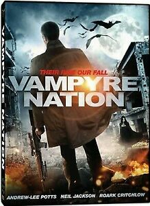 Vampyre Nation Good DVD Potts Andrew Lee
