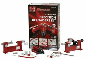 Hornady 095150 Lock N Load Precision Reloaders Accessory Kit $435.95