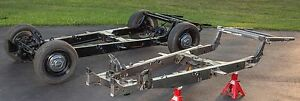 Jaguar Xk120 Chassis Frame New Reproduction