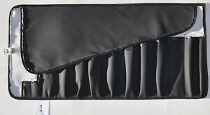 Jaguar Xk 120 Black Vinyl white Cotton Backing Tool Roll exact Replica Of The C