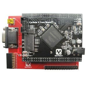 Qmtech Altera Intel Fpga Development Board Cyclone V Cyclonev 5cefa2f23 Sdram