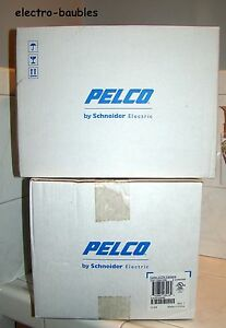 Pelco Is51 dnv10s Color Cctv Camera New In Box