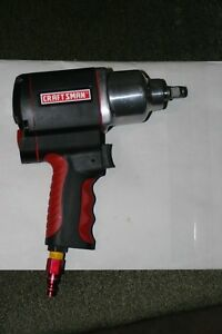 Craftsman 1 2 Heavy Duty Pneumatic Impact Wrench Forward reverse 7400rpm