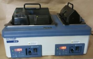 Thermo Fisher Scientific Isotemp 215 Dual Chamber Digital Laboratory Water Bath