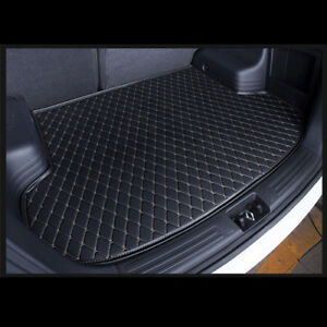 Car Rear Cargo Boot Trunk Floor Protector Mat Tray For Honda Fit 2009 2016