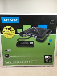 New Digital Postal Scale Shipping Packaging Dymo S100 Up To 100lb