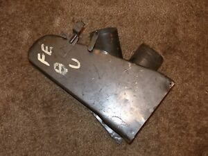 Vintage Chevrolet Heater Defroster Air Vent Chamber Duct Chevy 1963 1964 Impala