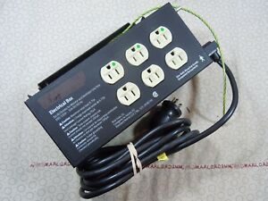 Hospital Grade 6 Outlet Electrical Box With 15 Feet Power Cord