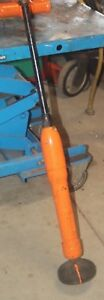 Post Pneumatic Post Hold Tamper Compactor