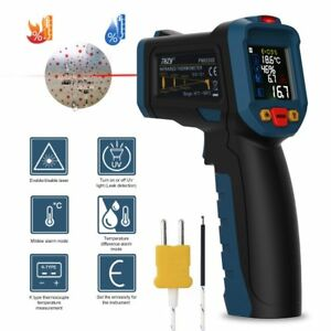 Laser Thermometer Infrared Thermometer Digital Laser Thermometer Non Contact 12