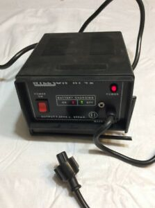 Willson Rp42 Battery Charger For Powered Air Purifying Respirator 02203a