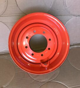 Skid Steer Wheels 16 5 X 8 25 8 Hole Heavy Duty Bobcat Gehl Nh Jd