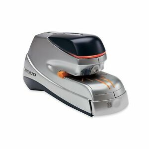 Swingline Optima 70 Electric Stapler 70 Sheet Capacity Silver And Black s7