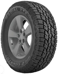 Multi mile Wild Country Xtx Sport Lt285 75r16 126 123r 8 Xts66 set Of 4
