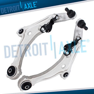 2 Front Lower Control Arm W Ball Joint For 2009 2010 2011 2012 2013 2014 Maxima