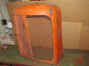 Allis Chalmers Wd 45 Tractor Grill Rat Rod