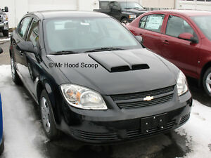 2005 2010 Hood Scoop For Chevrolet Cobalt By Mrhoodscoop Unpainted Hs002