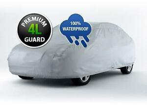 Jeep Wrangler 2007 2018 4 Doors Car Cover Sport S Sahara Rubicon
