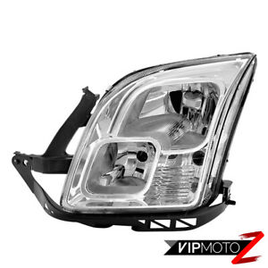 Driver Side Headlight Lamp Assembly Factory Style For 2006 2009 Ford Fusion Se