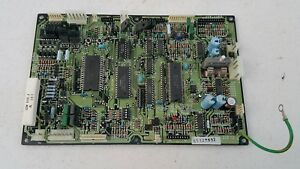 Sorter Controller Pcb Assy Fg2 1561 Pc Board Part From A Canon Np6030 Copier