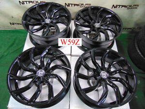 22 Lexani Matisse Concave Bentley Continental Gt Flying Spur Wheels W59z