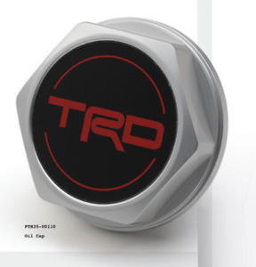 2011 2018 4runner Genuine Toyota Trd Performance Oil Cap Ptr35 00110
