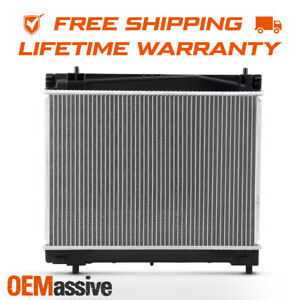 Lifetime Warranty Aluminum Radiator 2890 For 1 8 L4 Scion Xd Toyota Yaris 1 5 L4