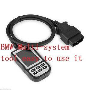 C110 Bmw Code Reader Multi System Airbag Abs Srs Diagnostic Scan Genius Tool