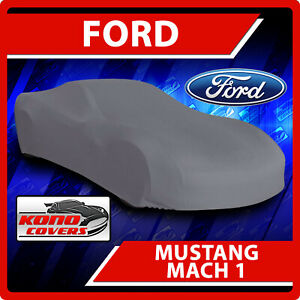 ford Mustang Mach 1 Car Cover Ultimate Custom fit All Weather Protection