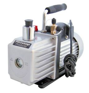Vacuum Pump Refrigeration Air Conditioning 2 6 Cfm 2 Stage Pro Series