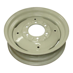 New Complete Tractor Front Wheel Rim 1208 1019 For Ford new Holland 2000 Series