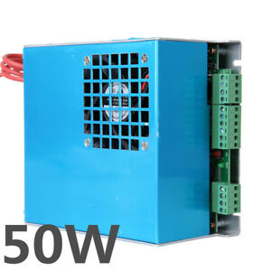 50w Laser Power Supply For Co2 Laser Engraving Cutting Machine Professional