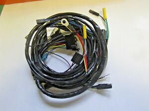 Mopar 68 Dart Valiant 383 And Slant Six Engine Headlight Wiring Harness New