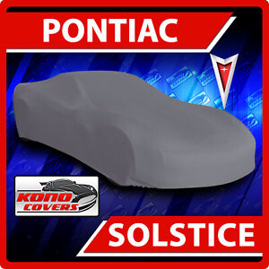 pontiac Solstice Car Cover Ultimate Full Custom fit All Weather Protection