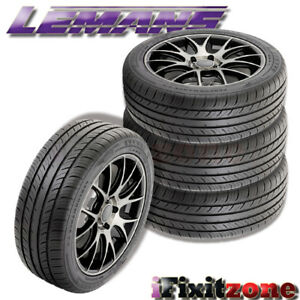 4 Lemans By Bridgestone 215 45r17 91w Xl Uhp Performance As All Season Tires