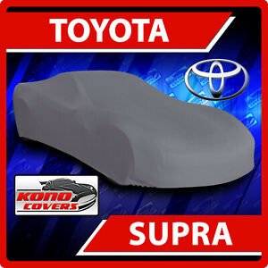 fits Toyota Supra Car Cover Ultimate Full Custom fit All Weather Protection