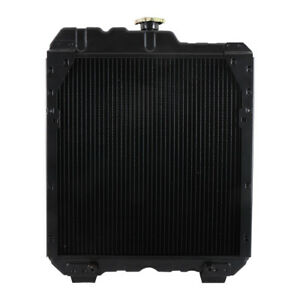 Radiator For New Holland Tn75d Tn90f Case Ih Jx75 Jx1075c Jx95 Jx85 Jx1070c