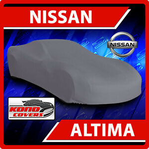Fits nissan Altima Car Cover Ultimate Full Custom fit All Weather P