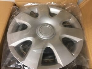 4 New Hubcaps For 15 Inch Standard Steel Wheels Wheel Covers Sna