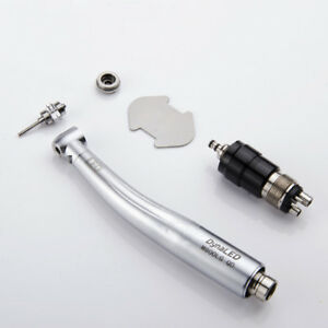 Nsk Style Dynaled M600lg M4 Led Ceramic Bearing High Speed Handpiece 4 Holes