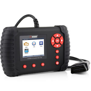 Vident Ilink400 Full System Dpf Abs Airbag Car Diagnostic Scanner Tool Us Stock