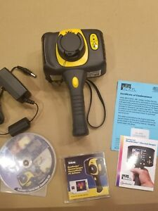 Ideal Heatseeker 61 844 Thermal Imaging Infrared Ir Camera And Video