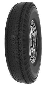 Power King Premium Trailer St205 75d15 Stb48 C 6 set Of 4 rim Not Included