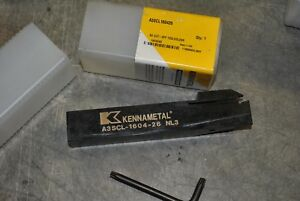 Kennametal Cut Off Tool Holder A3scl160426