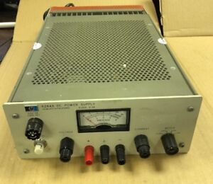 Hp 6284 A Regulated Adjustable Dc Power Supply