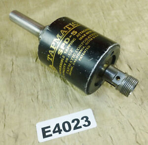 Tapmatic Spd 5 0 1 2 Tapping Head